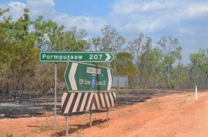 CAPE YORK ROAD FAR NORTH QUEENSLAND