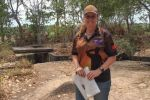 Meet the woman preserving Horn Island's most significant Word War II sites – ABC News (Australian BroadcastingCorporation)